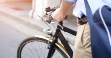 Biagio e il suo ultimo giro in bicicletta