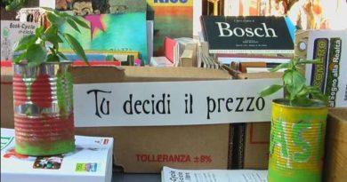 """Apre la prima """"Casa dei libri senza prezzo"""", a offerta libera, per promuovere la cultura"""