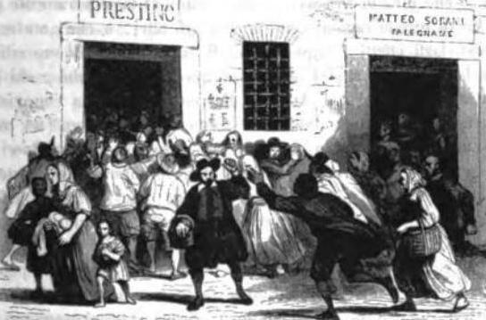 La peste nel Manzoni e nel Boccaccio