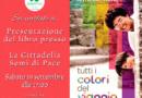 """A Semi Di Pace la presentazione del libro """"Tutti i colori del Viaggio"""""""