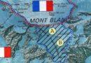 La Francia invade l'Italia. Sul Monte Bianco.