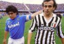 Quando Maradona corse a Torino dal suo amico Platini
