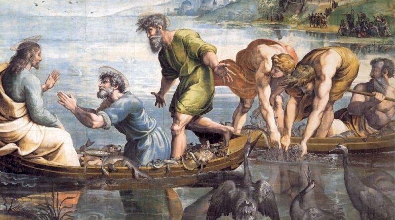 Pescatori di cuori – commento al Vangelo della Domenica