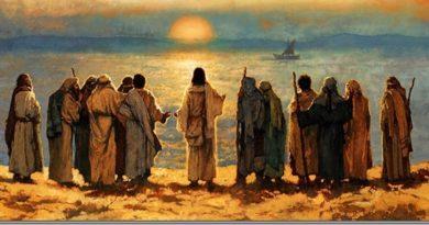 La vocazione degli apostoli. Verso un destino oscuro e glorioso