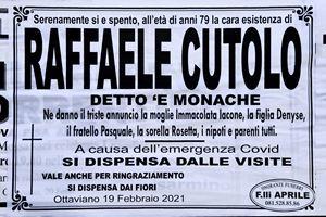 Raffaele Cutolo, una vita senza lode ma con tanta infamia