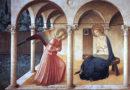 E se Dante fosse un nuovo Gabriele pronto ad annunciare Maria?