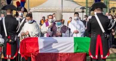 L'omelia del Vescovo Mario al funerale dell'ambasciatore Luca Attanasio.