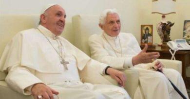 Il Papa è uno solo e si chiama Francesco