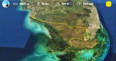 Cronaca di due giorni al Parco Nazionale nell'Everglades in Florida