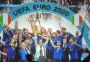 """""""Salimmo su, lasciando per secondo/ il britannico che strinse le mascelle…"""" : Italia Campione D'Europa"""